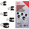 BGS -14145 Bilincs készlet 18 részes, gumis
