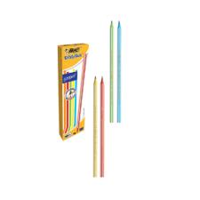 Bic Grafitceruza BIC Eco Evolution 646 HB hatszögletű csíkos ceruza