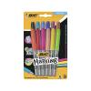 Bic Marker permanent Colour 12 szín/doboz 943163