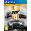Bigben Interactive V-Rally 4 Ultimate Edition (PS4) játékszoftver
