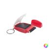 BigBuy Gadget Kulcstartó Képernyő Tisztitó 144332 Fehér/Piros