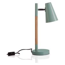 BigBuy Home Asztali Lámpa Sixaola Fém (14 x 40,5 x 20 cm) világítás