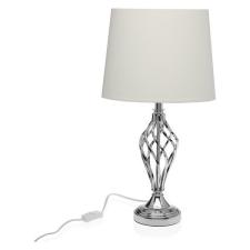 BigBuy Home Asztali Lámpa vászonanyag Fém (30,5 x 55,5 x 30,5 cm) világítás