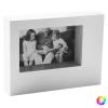 BigBuy Home Fényképtartó polipropilén (4 x 21 x 15,5 cm) (Lila)