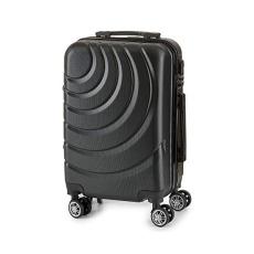 BigBuy Home Kabin bőrönd ABS (22 x 57 x 37,5 cm) (Kék)