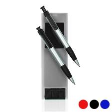BigBuy Office Papíráru-készlet 143280 (2 pcs) Fekete toll