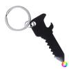 BigBuy Outdoor Nyitó Kulcstartó 145626 (2,3 x 6,1 x 0,2 cm) Ezüstszínű