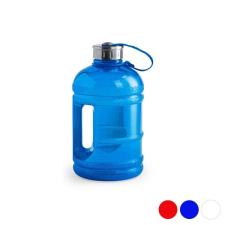 BigBuy Sport Műanyag Kulacs PET (1,89 L) 145979 Átlátszó kemping felszerelés