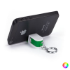 BigBuy Tech Smartphone Állvány Kulcstartó 144633 Fekete