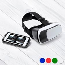 BigBuy Tech Virtuális Valóság VR Szemüveg 145244 Piros videójáték