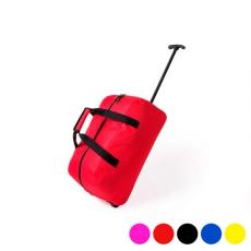 BigBuy Travel Kerekes bőrönd (27 x 55 x 27 cm) 144737 Kék