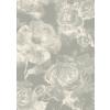 Bighome.hu Koberec ECHO 120x170cm EC07 Water Floral Taupe