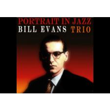 Bill Evans Trio - Portrait In Jazz (Coloured) (Vinyl LP (nagylemez)) jazz