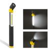 Billenthető fejű, teleszkópos, COB LED-es rúdlámpa