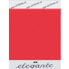Billerbeck ELEGANTE Piros gumis lepedő, 90-100x200 cm - Billerbeck