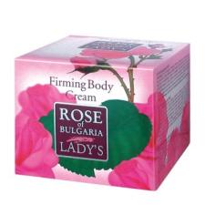 Bio Fresh Rózsás bőrfeszesítő testápoló krém testápoló