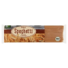 BIO ZENTRALE BIO spagetti teljes kiőrlésű durumbúza tészta 500 g