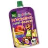 BIO ZENTRALE gyümölcs püré alma-banán  - 90 g