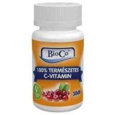 BioCo 100 % Természetes C-vitamin rágótabletta 30db vitamin