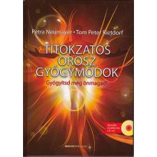 Bioenergetic Kiadó Titokzatos orosz gyógymódok ajándékkönyv