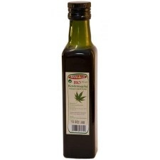 Biogold Bio Kendermagolaj 250 ml olaj és ecet