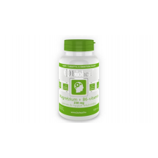 Bioheal Bioheal magnézium + b6-vitamin szerves, nyújtott felszívódású 105 db táplálékkiegészítő