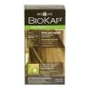 BIOKAP Nutricolor Delicato lágy természetes Információhordozó Szőke Dye 7,0 140 ml