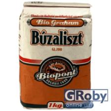 Biopon t  Bio graham búzaliszt 1 kg (GL 200) biokészítmény