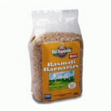 BiOrganik Bio barnarizs 500 g basmati biokészítmény