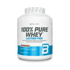 BioTech USA 100% Pure Whey Lactose Free 2270g vitamin és táplálékkiegészítő