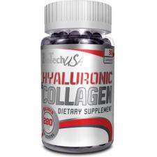 BioTech USA hyaluronic collagen kapszula vitamin és táplálékkiegészítő