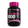 BioTech USA L-Carnitine 1000 mg tabletta - 60db