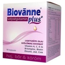 BIOVÁNNE PLUS SZÉPSÉG VITAMIN KAPSZULA 90DB vitamin