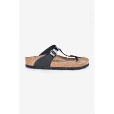 Birkenstock - Flip-flop Gizeh - fekete - 1205967-fekete