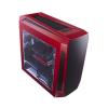 Bitfenix Aegis Core Micro-ATX Fekete/Piros (BFC-AEG-300-RKWN1-RP)