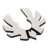 Bitfénix Bitfenix alumínium logó Prodigy - ezüst