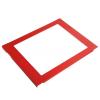 Bitfénix Bitfenix Prodigy M ablakos Side Panel - Piros