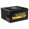 BitFenix Whisper M 80 Plus Gold moduláris tápegység - 650 Watt /BP-WG650UMAG-9FM/