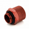 Bitspower Csatlakozó G1/4, 10/8 mm - vérvörös