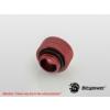 Bitspower Multi-Link Adapter G1/4 Deep Blood Red Enhance 12mm AD - vérvörös /BP-DBREML/
