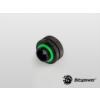 Bitspower Multi-Link Adapter G1/4 Matt Black Enhance 14mm AD - matt fekete /BP-MBEML14/