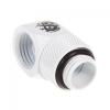 Bitspower Winkel G1/4 - G1/4 - fehér, forgatható