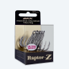 BKK raptor-z ultra hármashorog 4# 8db/csomag