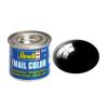 Black gloss makett festék Revell 32107