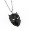 Black Panther (Infinity War) medál nyaklánccal, fekete