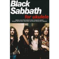 Black Sabbath for Ukulele idegen nyelvű könyv