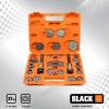 Black univerzális fékszerelő készlet 21 darados, 17 adapteres 13102