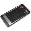 BlackBerry Blackberry Z10 középső keret fekete*