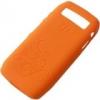 Blackberry HDW-29842 szilikon hátlaptok narancs (9100, 9105)**