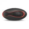 Bluetooth hordozható hangszóró, BT v3.0, Ellipse, fekete